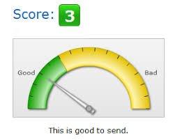 Moz Spam Score- Spam Skor